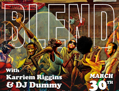 GLOW Presents #BlendLA with Karriem Riggins & DJ Dummy
