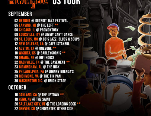 Chris Dave and The Drumhedz US Tour